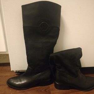Womens Tommy Hilfiger riding boots